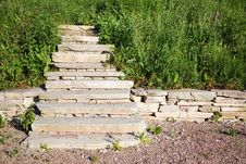 Free Stairs Royalty Free Stock Photo - 2651105