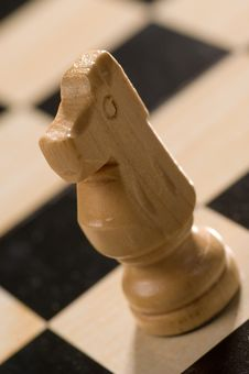 Free Chess Board And Piece Stock Photography - 2651562