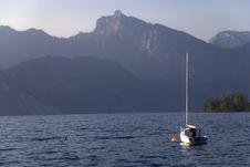 Free Sailing Boat Stock Photo - 2651910