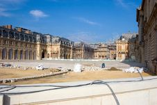 Free Palace Of Versailles Royalty Free Stock Photo - 2651945