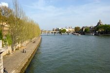 Free The Seine River Royalty Free Stock Photos - 2652138