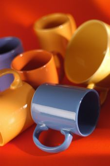 Free Different Coffe Cups Stock Image - 2652291