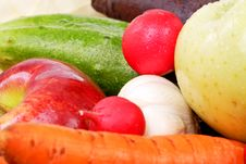 Free Vegetable Royalty Free Stock Photography - 2653257