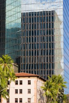 Free Towering Skyscraper Stock Photography - 2653422