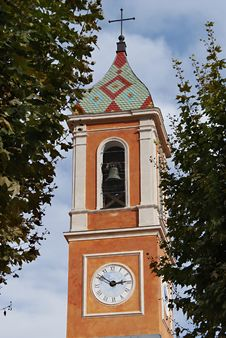 Free Bell-tower Royalty Free Stock Photography - 2654337