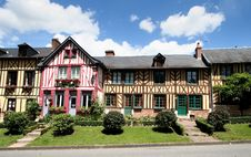 Free Timber Framed Houses Stock Images - 2654954