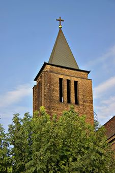 Free Church Tower Stock Photo - 2655790