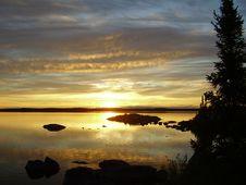 Free Sunset Stock Image - 2656141