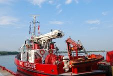 Free EMS Boat Stock Photography - 2656392