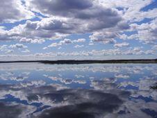 Free Cloud Reflection Stock Photos - 2656583