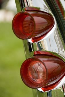 Free Detail Of A Classic Car Stock Photos - 2657023