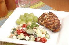 Free Summer Salad Royalty Free Stock Photos - 2657208
