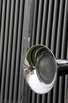 Free Detail Of A Classic Car Royalty Free Stock Photos - 2657298