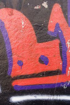 Free Graffiti Royalty Free Stock Image - 2657366