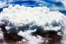 Free Clouds Royalty Free Stock Photos - 2657938