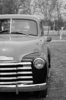 Free Vintage Pickup Truck Stock Photo - 2658600