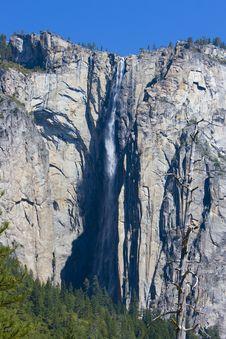 Free Yosemite Water Falls Royalty Free Stock Photography - 2659667