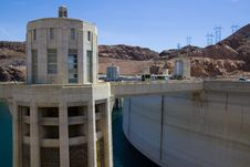Free Hoover Dam At Lake Powell Stock Images - 2659944