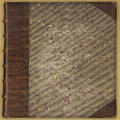 Free Vintage Leatherbound Book Background Royalty Free Stock Photo - 26500205