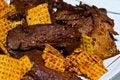 Free Fried Pork With Crispy Chip Stock Photos - 26509793