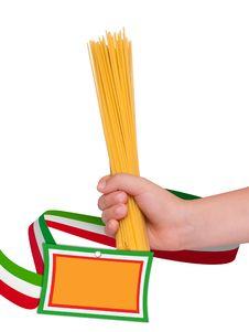 Free Spaghetti And Tomatoes Stock Photos - 26501633