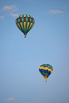Free Hot Air Balloons Stock Photography - 26504742