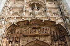 Free Church Of San Pablo, Facade Stock Photography - 26505692