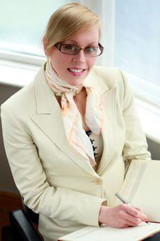 Free Office Woman Stock Photos - 26506223