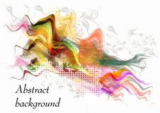 Free Colorful Vector Background Royalty Free Stock Photography - 26506877