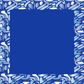Free Abstract Frame With Graphic Elements Stock Photography - 26518482
