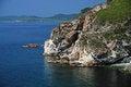 Free Marble Bay, Putyatin Island, Far East, Primo Royalty Free Stock Photos - 26519888