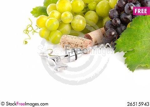 Free Wine Background Stock Photos - 26515943