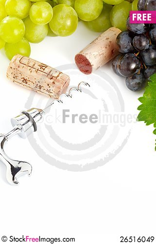 Free Wine Background Royalty Free Stock Images - 26516049