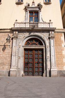 Free The Gothic Quarter. Barcelona, Spain. Stock Photos - 26510933