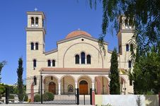 Free Monastery In Cyprus Stock Images - 26517154