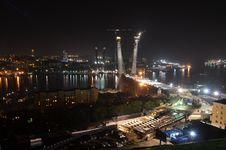 Free Night View Of Vladivostok Royalty Free Stock Photos - 26519778