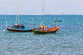 Free Fishing Boats Stock Images - 26527104