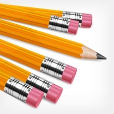Free Pencils Stock Image - 26527221