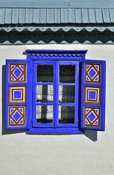 Free Old Wall Window Stock Image - 26529901