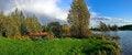 Free Beautiful Autumn Landscape Stock Images - 26530374