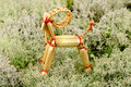 Free Goat Christmas Ornament In Straw Royalty Free Stock Photo - 26530695