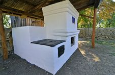 Free Garden Outdoor Oven Royalty Free Stock Photo - 26530005