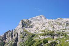 Free Mountain Peak Fisht Near The Sochi Royalty Free Stock Images - 26530249