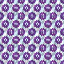 Free Seamless Floral Pattern Stock Photography - 26533382