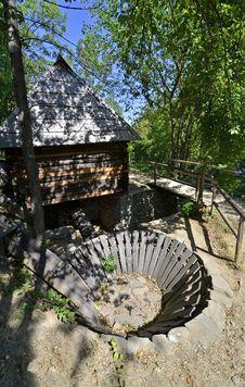 Free Water Mill Transylvania Stock Photo - 26535780