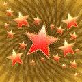 Free Grunge Stars Background Royalty Free Stock Photo - 26542895