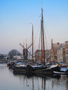 Free Winter Amsterdam Stock Photo - 26549480