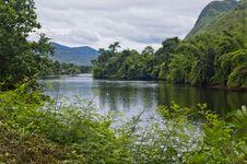 Free River Kwai In Kanchanaburi Stock Photo - 26541630
