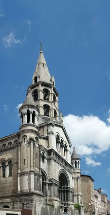 Church Of The Good Shepherd, Lyon, France