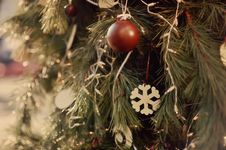 Free Merry Christmas And Happy New Year Stock Photos - 26546843